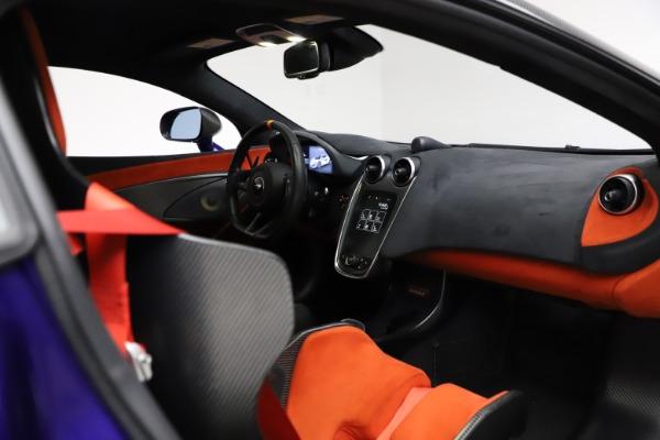 Used 2019 McLaren 600LT for sale $234,900 at Maserati of Westport in Westport CT 06880 19