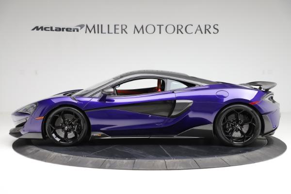 Used 2019 McLaren 600LT for sale $234,900 at Maserati of Westport in Westport CT 06880 2