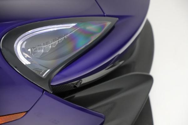 Used 2019 McLaren 600LT for sale $234,900 at Maserati of Westport in Westport CT 06880 22
