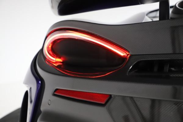 Used 2019 McLaren 600LT for sale $234,900 at Maserati of Westport in Westport CT 06880 25