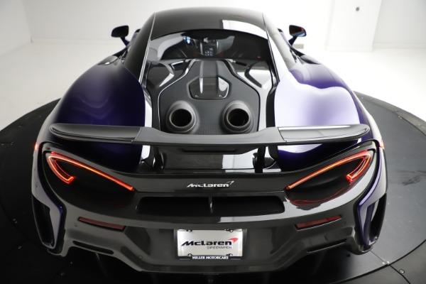 Used 2019 McLaren 600LT for sale $234,900 at Maserati of Westport in Westport CT 06880 26