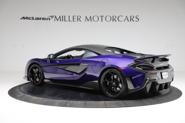 Used 2019 McLaren 600LT for sale $234,900 at Maserati of Westport in Westport CT 06880 3