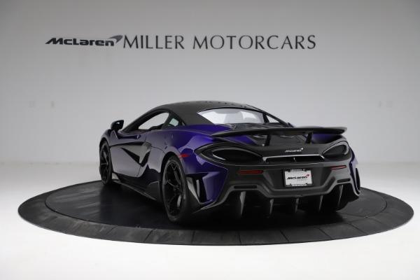 Used 2019 McLaren 600LT for sale $234,900 at Maserati of Westport in Westport CT 06880 4