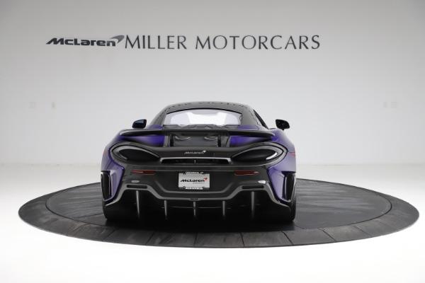 Used 2019 McLaren 600LT for sale $234,900 at Maserati of Westport in Westport CT 06880 5
