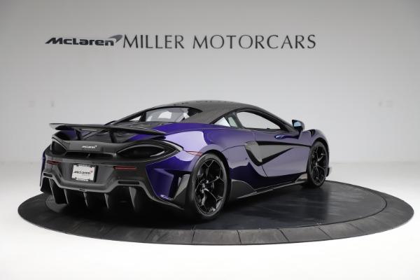 Used 2019 McLaren 600LT for sale $234,900 at Maserati of Westport in Westport CT 06880 6