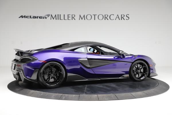 Used 2019 McLaren 600LT for sale $234,900 at Maserati of Westport in Westport CT 06880 7