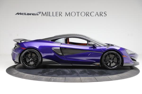 Used 2019 McLaren 600LT for sale $234,900 at Maserati of Westport in Westport CT 06880 8