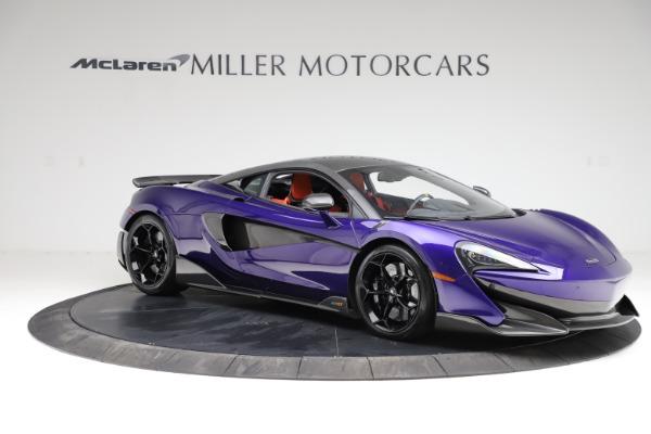 Used 2019 McLaren 600LT for sale $234,900 at Maserati of Westport in Westport CT 06880 9