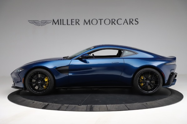 New 2021 Aston Martin Vantage Coupe for sale $179,386 at Maserati of Westport in Westport CT 06880 2