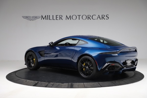 New 2021 Aston Martin Vantage Coupe for sale $179,386 at Maserati of Westport in Westport CT 06880 3