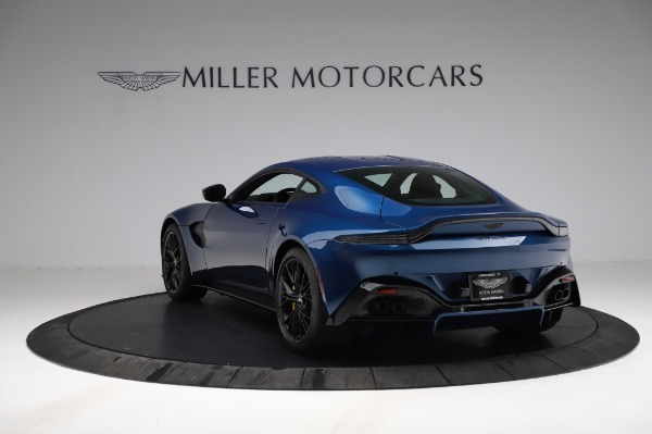 New 2021 Aston Martin Vantage Coupe for sale $179,386 at Maserati of Westport in Westport CT 06880 4