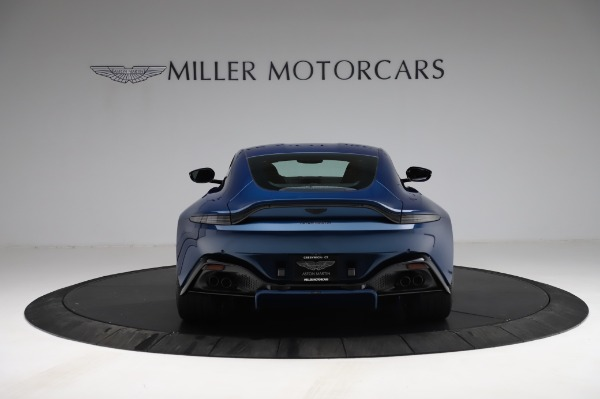 New 2021 Aston Martin Vantage Coupe for sale $179,386 at Maserati of Westport in Westport CT 06880 5