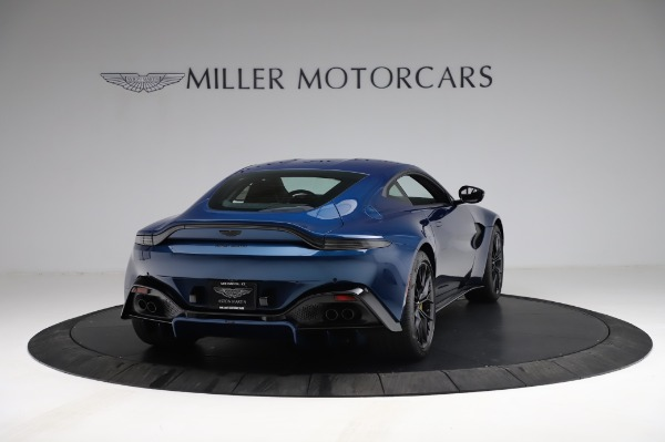 New 2021 Aston Martin Vantage Coupe for sale $179,386 at Maserati of Westport in Westport CT 06880 6