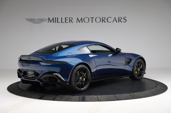 New 2021 Aston Martin Vantage Coupe for sale $179,386 at Maserati of Westport in Westport CT 06880 7