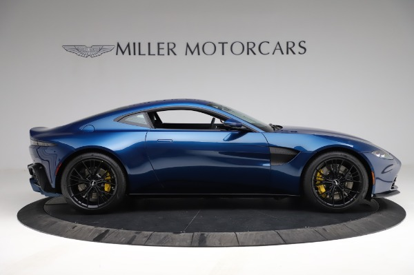 New 2021 Aston Martin Vantage Coupe for sale $179,386 at Maserati of Westport in Westport CT 06880 8