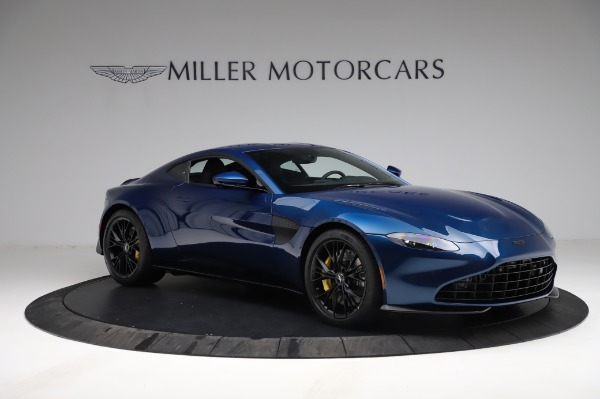 New 2021 Aston Martin Vantage Coupe for sale $179,386 at Maserati of Westport in Westport CT 06880 9
