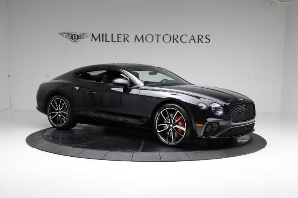 New 2020 Bentley Continental GT W12 for sale $290,305 at Maserati of Westport in Westport CT 06880 10