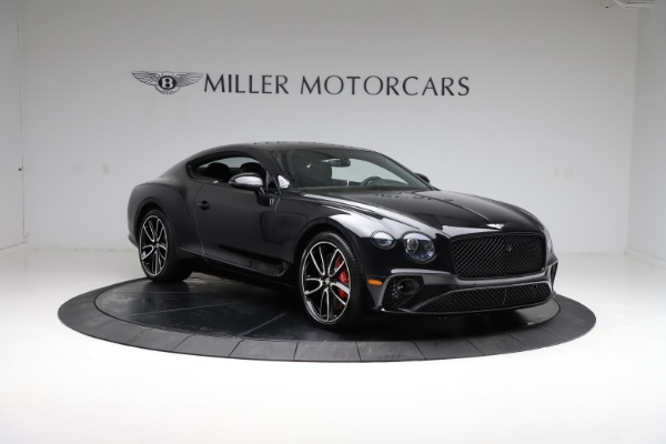 New 2020 Bentley Continental GT W12 for sale $290,305 at Maserati of Westport in Westport CT 06880 11