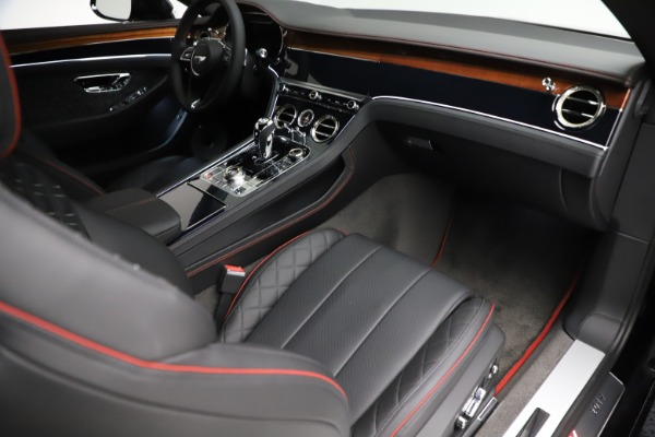 New 2020 Bentley Continental GT W12 for sale $290,305 at Maserati of Westport in Westport CT 06880 23