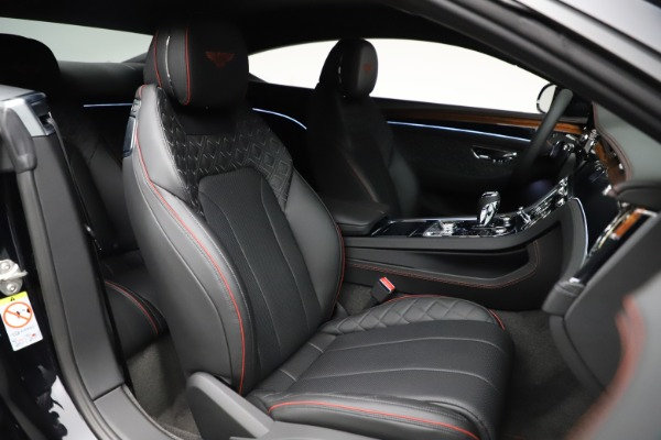 New 2020 Bentley Continental GT W12 for sale $290,305 at Maserati of Westport in Westport CT 06880 25