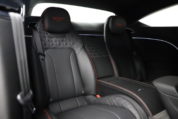 New 2020 Bentley Continental GT W12 for sale $290,305 at Maserati of Westport in Westport CT 06880 26