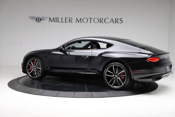 New 2020 Bentley Continental GT W12 for sale $290,305 at Maserati of Westport in Westport CT 06880 4