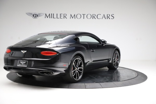 New 2020 Bentley Continental GT W12 for sale $290,305 at Maserati of Westport in Westport CT 06880 8
