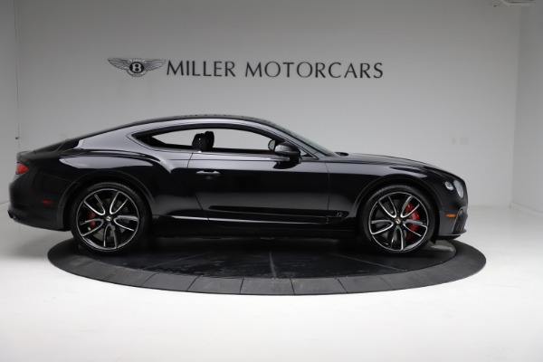 New 2020 Bentley Continental GT W12 for sale $290,305 at Maserati of Westport in Westport CT 06880 9