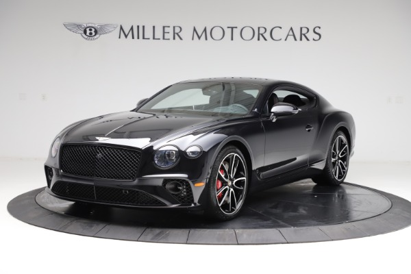 New 2020 Bentley Continental GT W12 for sale $290,305 at Maserati of Westport in Westport CT 06880 1