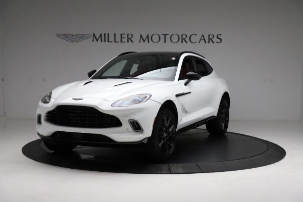 New 2021 Aston Martin DBX for sale $210,386 at Maserati of Westport in Westport CT 06880 13