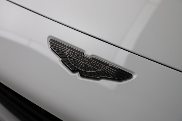 New 2021 Aston Martin DBX for sale $210,386 at Maserati of Westport in Westport CT 06880 25