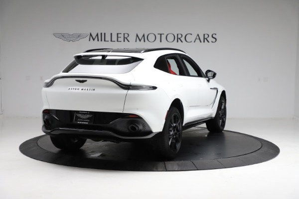 New 2021 Aston Martin DBX for sale $210,386 at Maserati of Westport in Westport CT 06880 6