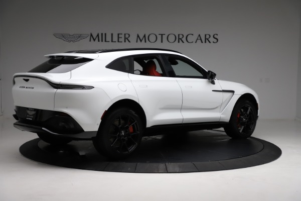 New 2021 Aston Martin DBX for sale $210,386 at Maserati of Westport in Westport CT 06880 7