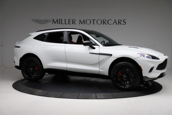 New 2021 Aston Martin DBX for sale $210,386 at Maserati of Westport in Westport CT 06880 9
