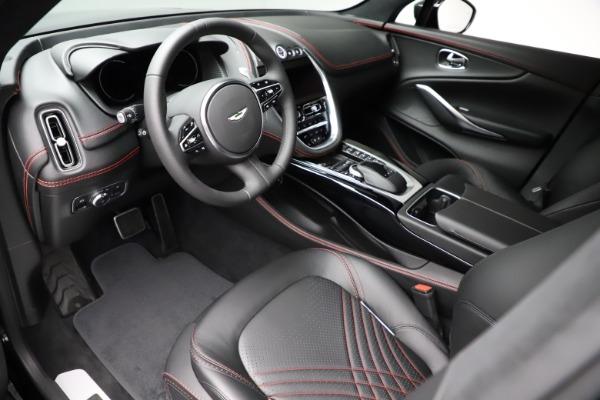 New 2021 Aston Martin DBX for sale $206,286 at Maserati of Westport in Westport CT 06880 13