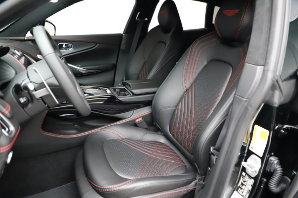 New 2021 Aston Martin DBX for sale $206,286 at Maserati of Westport in Westport CT 06880 15