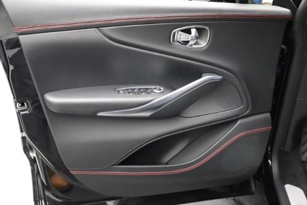 New 2021 Aston Martin DBX for sale $206,286 at Maserati of Westport in Westport CT 06880 16