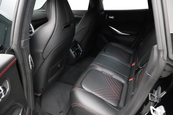 New 2021 Aston Martin DBX for sale $206,286 at Maserati of Westport in Westport CT 06880 17