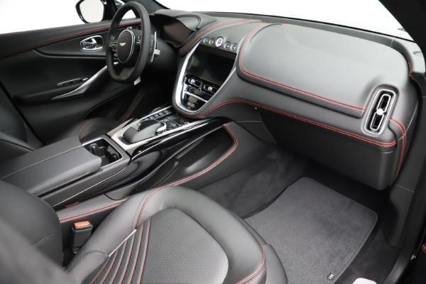 New 2021 Aston Martin DBX for sale $206,286 at Maserati of Westport in Westport CT 06880 19