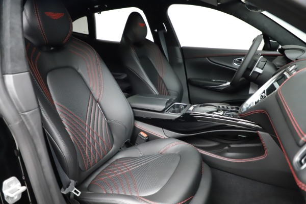 New 2021 Aston Martin DBX for sale $206,286 at Maserati of Westport in Westport CT 06880 21