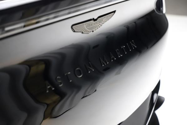 New 2021 Aston Martin DBX for sale $206,286 at Maserati of Westport in Westport CT 06880 23