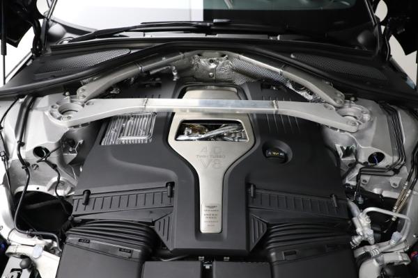 New 2021 Aston Martin DBX for sale $206,286 at Maserati of Westport in Westport CT 06880 24
