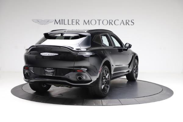 New 2021 Aston Martin DBX for sale $206,286 at Maserati of Westport in Westport CT 06880 6