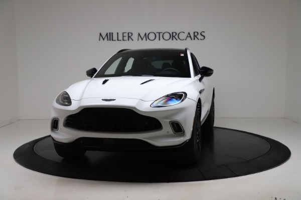 New 2021 Aston Martin DBX for sale $206,286 at Maserati of Westport in Westport CT 06880 11