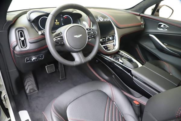 New 2021 Aston Martin DBX for sale $206,286 at Maserati of Westport in Westport CT 06880 13