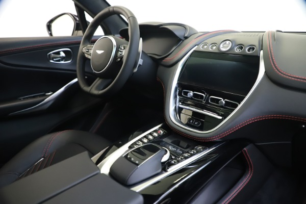 New 2021 Aston Martin DBX for sale $206,286 at Maserati of Westport in Westport CT 06880 19