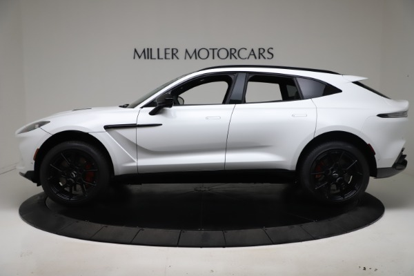 New 2021 Aston Martin DBX for sale $206,286 at Maserati of Westport in Westport CT 06880 2