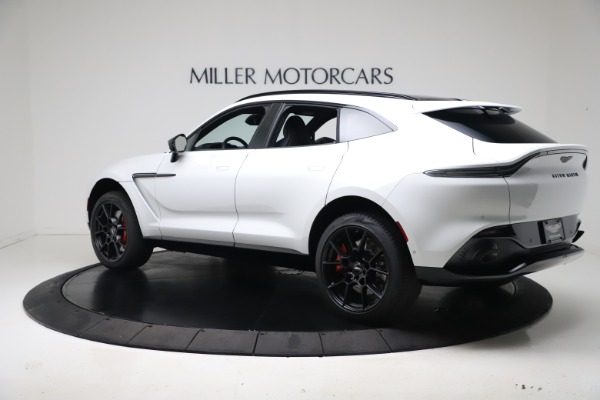 New 2021 Aston Martin DBX for sale $206,286 at Maserati of Westport in Westport CT 06880 3