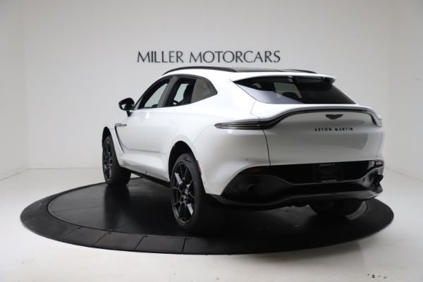 New 2021 Aston Martin DBX for sale $206,286 at Maserati of Westport in Westport CT 06880 4
