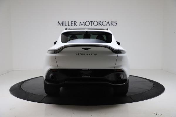 New 2021 Aston Martin DBX for sale Sold at Maserati of Westport in Westport CT 06880 5